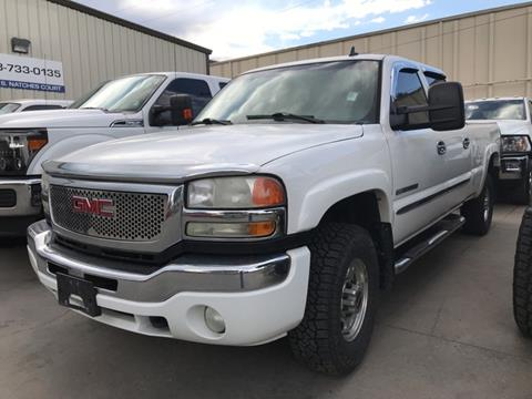 2007 GMC Sierra 2500HD Classic for sale in Sheridan, CO
