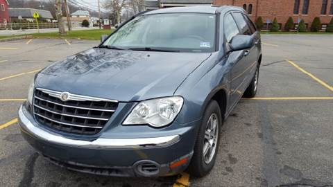 2007 Chrysler Pacifica for sale at AMERI-CAR & TRUCK SALES INC in Haskell NJ