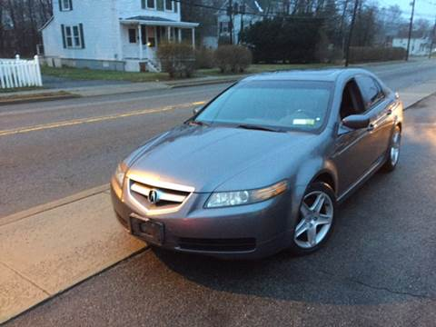2005 Acura TL for sale at AMERI-CAR & TRUCK SALES INC in Haskell NJ