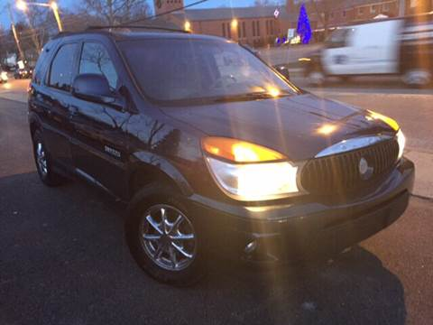 2002 Buick Rendezvous for sale at AMERI-CAR & TRUCK SALES INC in Haskell NJ