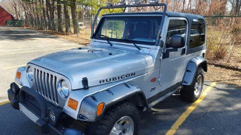 2003 Jeep Wrangler for sale at AMERI-CAR & TRUCK SALES INC in Haskell NJ