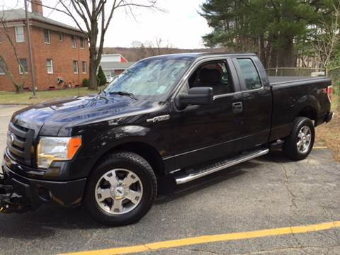 2010 Ford F-150 for sale at AMERI-CAR & TRUCK SALES INC in Haskell NJ