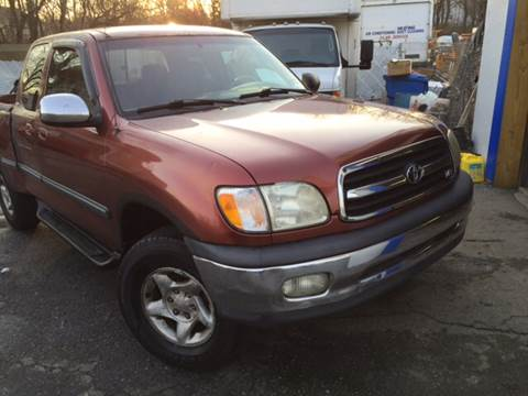 2000 Toyota Tundra for sale at AMERI-CAR & TRUCK SALES INC in Haskell NJ