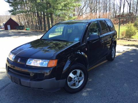 2005 Saturn Vue for sale at AMERI-CAR & TRUCK SALES INC in Haskell NJ