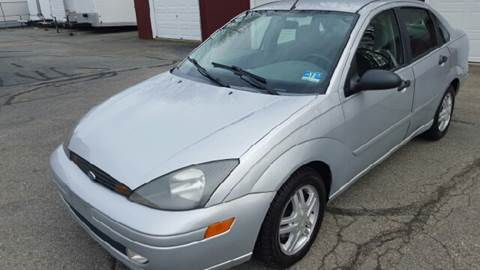 2003 Ford Focus for sale at AMERI-CAR & TRUCK SALES INC in Haskell NJ
