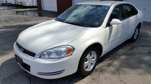 2008 Chevrolet Impala for sale at AMERI-CAR & TRUCK SALES INC in Haskell NJ