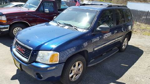 2002 GMC Envoy for sale at AMERI-CAR & TRUCK SALES INC in Haskell NJ