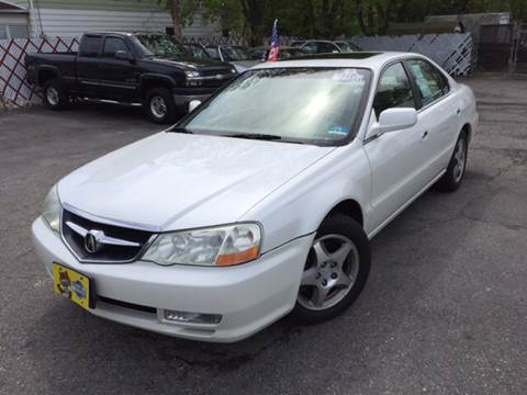 2002 Acura TL for sale at AMERI-CAR & TRUCK SALES INC in Haskell NJ