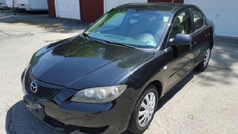 2005 Mazda MAZDA3 for sale at AMERI-CAR & TRUCK SALES INC in Haskell NJ