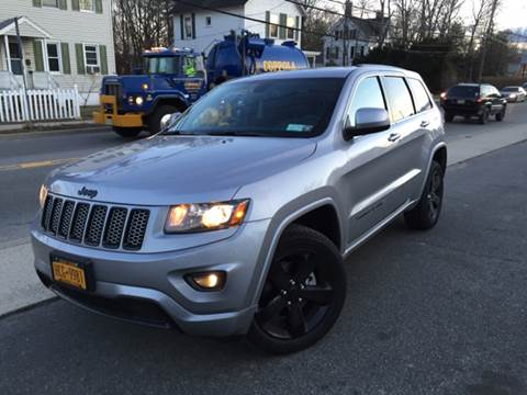 2015 Jeep Grand Cherokee for sale at AMERI-CAR & TRUCK SALES INC in Haskell NJ