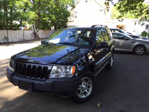 2004 Jeep Grand Cherokee for sale at AMERI-CAR & TRUCK SALES INC in Haskell NJ