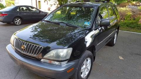 2000 Lexus RX 300 for sale at AMERI-CAR & TRUCK SALES INC in Haskell NJ
