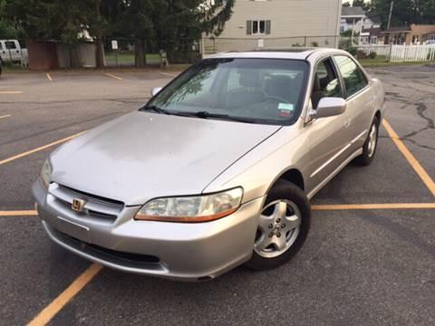 1999 Honda Accord for sale at AMERI-CAR & TRUCK SALES INC in Haskell NJ