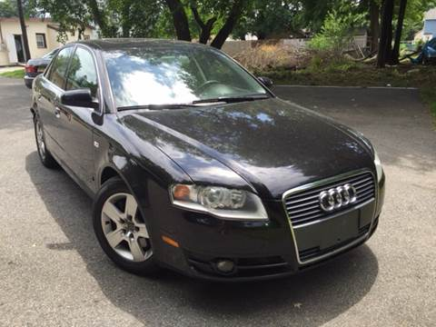 2006 Audi A4 for sale at AMERI-CAR & TRUCK SALES INC in Haskell NJ