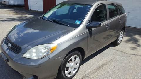 2008 Toyota Matrix for sale at AMERI-CAR & TRUCK SALES INC in Haskell NJ