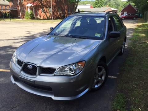 2007 Subaru Impreza for sale at AMERI-CAR & TRUCK SALES INC in Haskell NJ