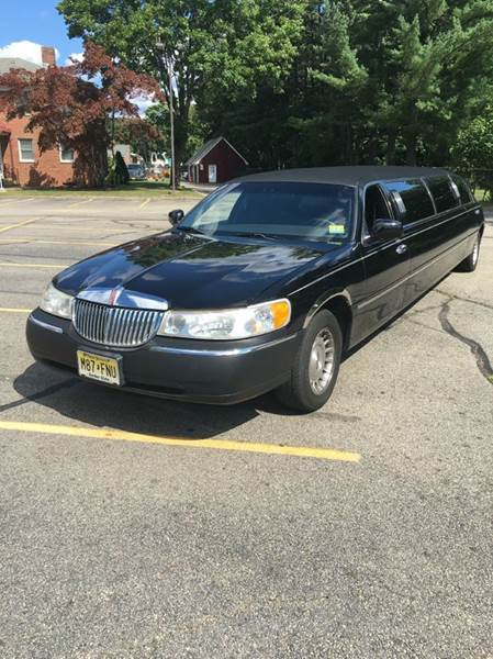 2000 Lincoln Town Car Signature 4dr Sedan In Haskell Nj Ameri Car