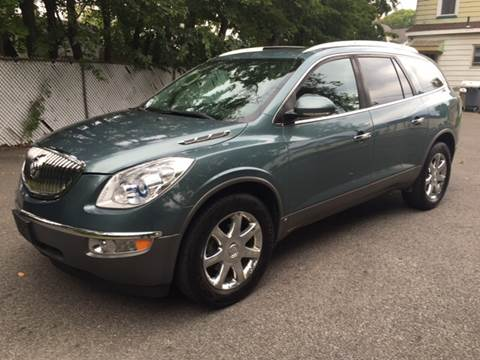2010 Buick Enclave for sale at AMERI-CAR & TRUCK SALES INC in Haskell NJ