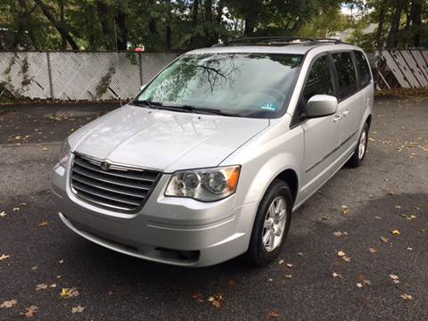 2010 Chrysler Town and Country for sale at AMERI-CAR & TRUCK SALES INC in Haskell NJ