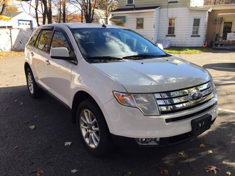 2010 Ford Edge for sale at AMERI-CAR & TRUCK SALES INC in Haskell NJ