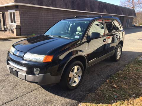 2004 Saturn Vue for sale at AMERI-CAR & TRUCK SALES INC in Haskell NJ