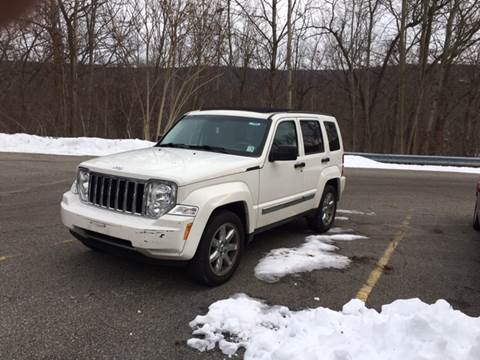 2009 Jeep Liberty for sale at AMERI-CAR & TRUCK SALES INC in Haskell NJ