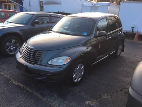 2004 Chrysler PT Cruiser for sale at AMERI-CAR & TRUCK SALES INC in Haskell NJ