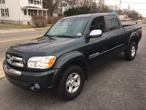 2006 Toyota Tundra for sale at AMERI-CAR & TRUCK SALES INC in Haskell NJ