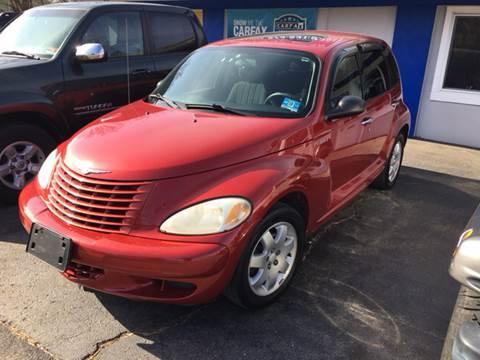 2005 Chrysler PT Cruiser for sale at AMERI-CAR & TRUCK SALES INC in Haskell NJ