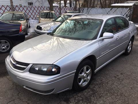 2004 Chevrolet Impala for sale at AMERI-CAR & TRUCK SALES INC in Haskell NJ