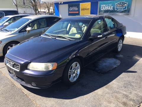 2007 Volvo S60 for sale at AMERI-CAR & TRUCK SALES INC in Haskell NJ