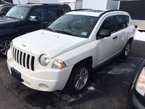 2007 Jeep Compass for sale at AMERI-CAR & TRUCK SALES INC in Haskell NJ