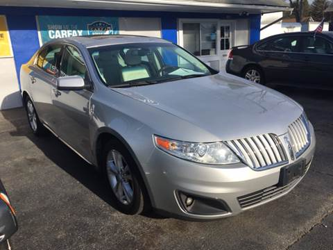 2009 Lincoln MKS for sale at AMERI-CAR & TRUCK SALES INC in Haskell NJ