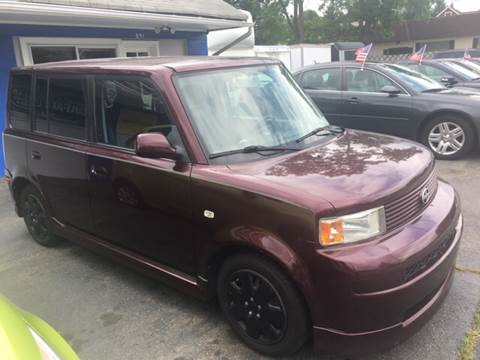 2005 Scion xB for sale at AMERI-CAR & TRUCK SALES INC in Haskell NJ