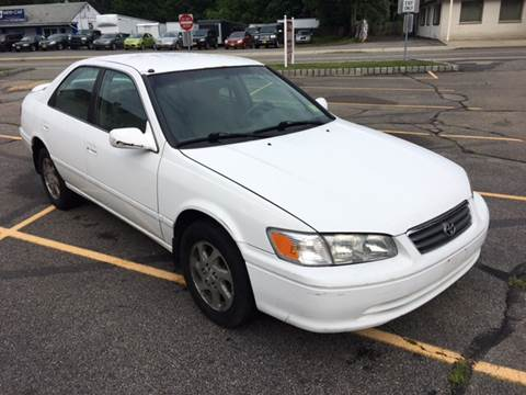 2000 Toyota Camry for sale at AMERI-CAR & TRUCK SALES INC in Haskell NJ