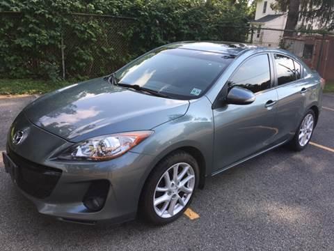 2012 Mazda MAZDA3 for sale at AMERI-CAR & TRUCK SALES INC in Haskell NJ