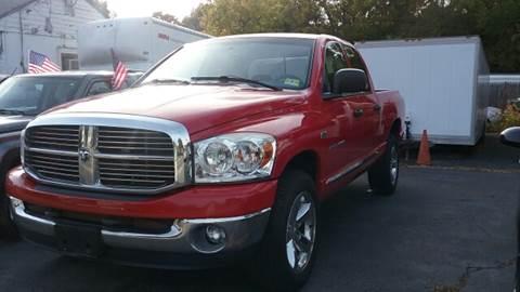 2007 Dodge Ram Pickup 1500 for sale at AMERI-CAR & TRUCK SALES INC in Haskell NJ