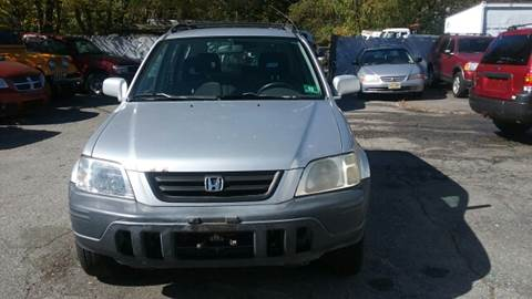 1999 Honda CR-V for sale at AMERI-CAR & TRUCK SALES INC in Haskell NJ
