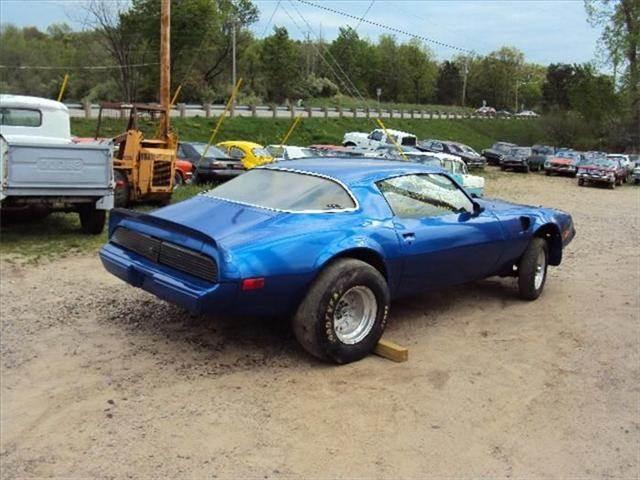 1979 Pontiac 1000 for sale at Marshall Motors Classics in Jackson MI