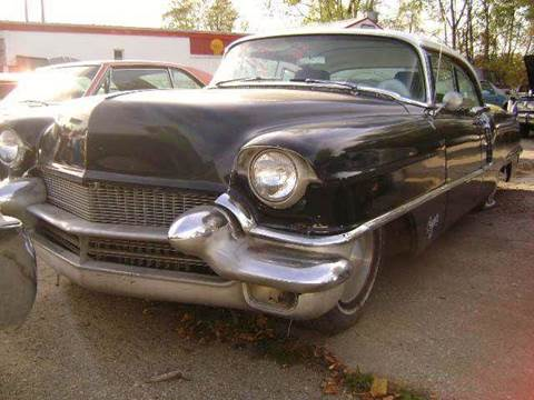 1956 Cadillac Fleetwood for sale at Marshall Motors Classics in Jackson Michigan MI