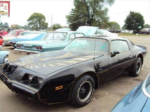 1980 Pontiac 1000 for sale at Marshall Motors Classics in Jackson Michigan MI