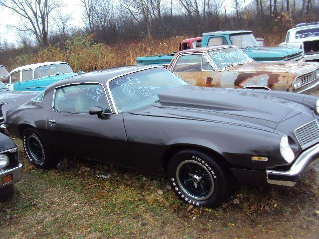 1976 Chevrolet Camaro for sale at Marshall Motors Classics in Jackson Michigan MI