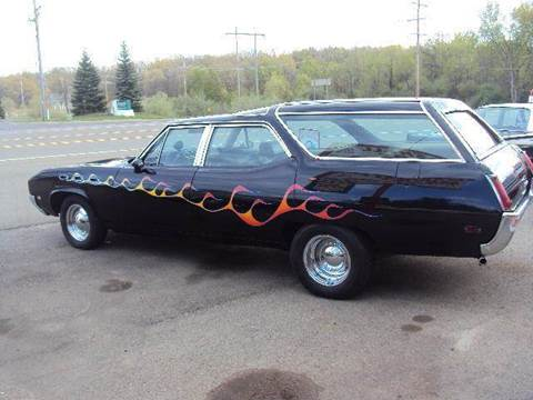 1968 Buick SPORT WAGON for sale at Marshall Motors Classics in Jackson Michigan MI