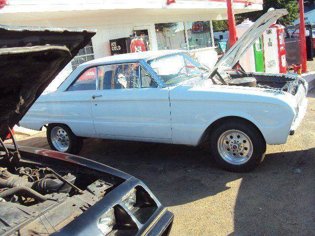 1963 Ford Falcon for sale at Marshall Motors Classics in Jackson Michigan MI