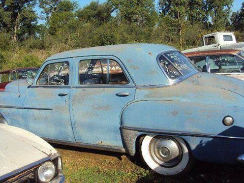 1950 Chrysler n/a for sale at Marshall Motors Classics in Jackson Michigan MI
