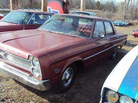 1966 Plymouth Fury for sale at Marshall Motors Classics in Jackson Michigan MI
