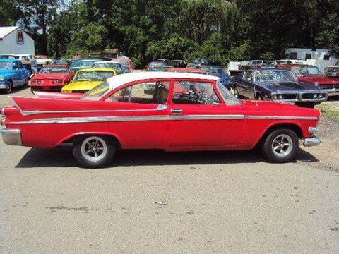 1958 Dodge Coronet for sale at Marshall Motors Classics in Jackson Michigan MI