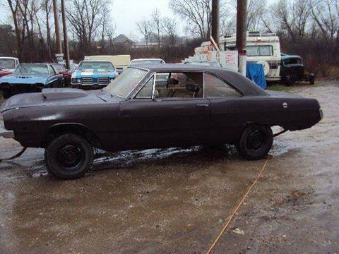 1972 Dodge Dart for sale at Marshall Motors Classics in Jackson Michigan MI