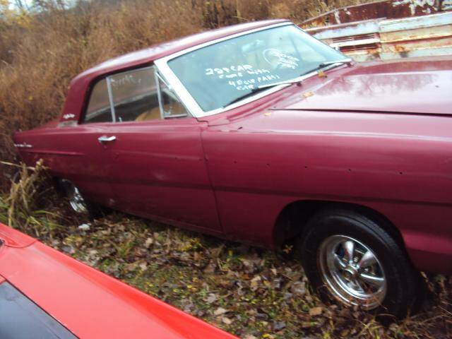 1965 Ford Fairlane for sale at Marshall Motors Classics in Jackson Michigan MI