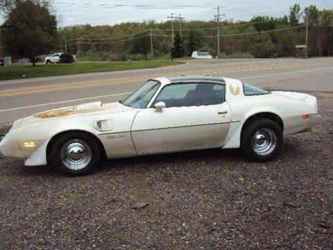 1981 Pontiac Firebird for sale at Marshall Motors Classics in Jackson MI